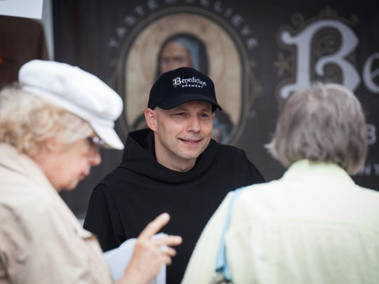 Meet and mingle with the monks of Mount Angel Abbey at the Saint Benedict Festival on July 11.