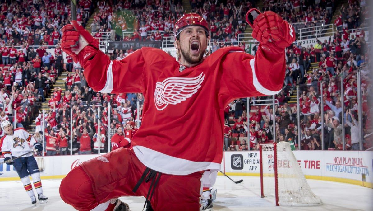9,737 Best Hockeytown Detroit stories | NHL, Detroit Red ...