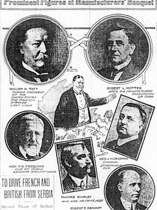 1915 taft