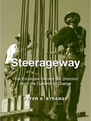 Cover image of former Messer CEO Pete Strange's book,