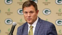 This week's NFL draft will be the first time that new Packers general manager Brian Gutekunst will oversee the proceedings.