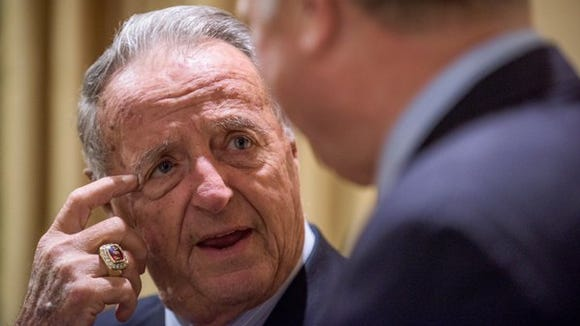 Hall of Fame coach Bobby Bowden credits Nick Saban