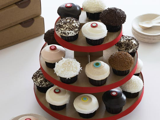 Sprinkles offers over 25 flavors of cupcakes.