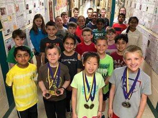 Riverside Elementary Students Make Contest Honor Roll