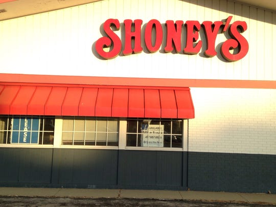 If you lease the former Shoney's building, you also