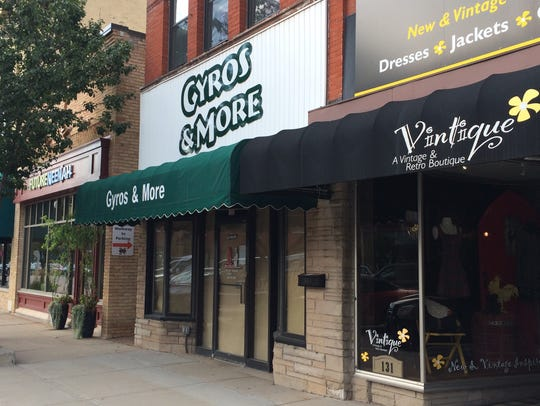 Gyros & More in downtown Neenah, is getting a new tenant.