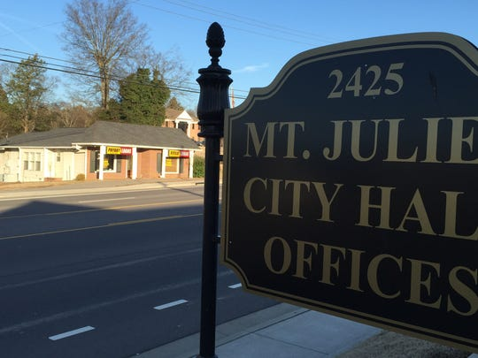 Mt. Juliet is ranked first in the state in a healthy