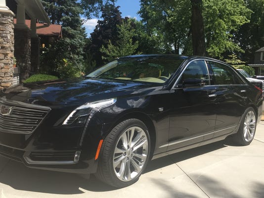 2016 Cadillac CT6 Paltinum AWD