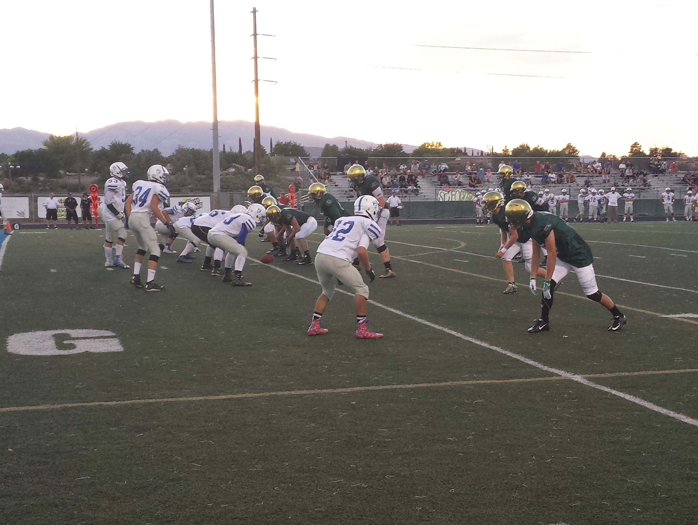 Snow Canyon picked up its first victory of the season with a 51-7 win over Carbon on Homecoming Week.