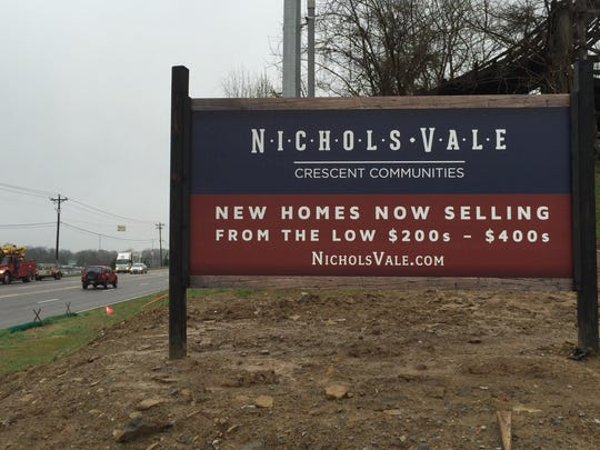 Nichols Vale is an approved home-building development