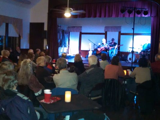Bedminster: Acoustic Café in Pottersville on Feb. 4 PHOTO CAPTION