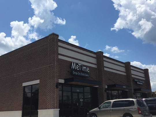 MeTime Drop-In Child Care is now open in Robinson Crossing.