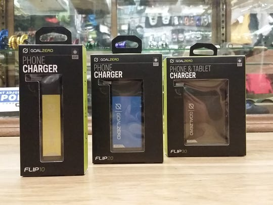 Goal Zero Flip Series is an instant power charger in
