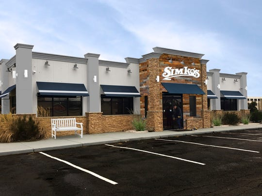 Simko's Grill of Brielle is moving to Neptune; pictured