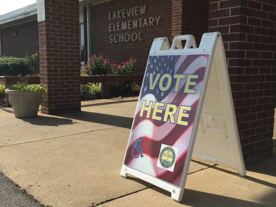 Early voting for the Aug. 2 election in Wilson County