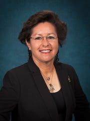 Mayor candidate Gina Montoya Ortega