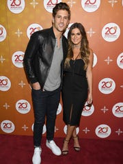 """""""Former stars of """"The Bachelorette"""" and serious house flippers, JoJo Fletcher and Jordan Rodgers, partner with homeowners hoping to turn their properties into ideal short-term rentals,"""" according to CNBC."""