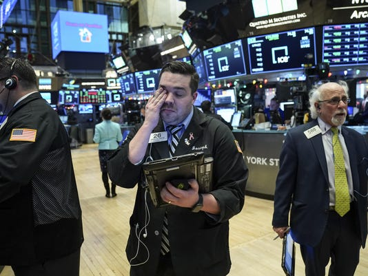 One Day After Record Gains, Markets Return To Familiar Volatility