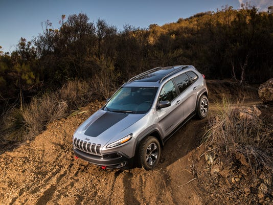 Auto review: 2014 Jeep Cherokee Trailhawk embraces