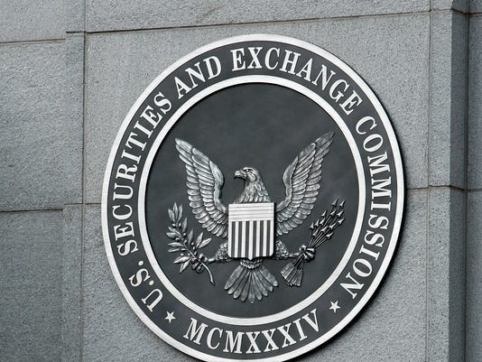 Securities and Exchange Commission seal