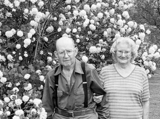 Anniversaries: Wiley Littrell & Ena Littrell