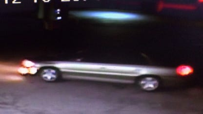Surveillance image of a vehicle used in a San Carlos Park robbery