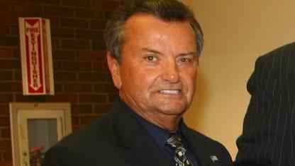 Carteret Police Director Ron Franz.