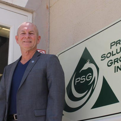 Joseph Marvin launched Prime Solutions Group in his Waddel home in 2007 and now employs 17 people in Goodyear.