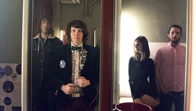 Beach Slang performs at the 2017 Forecastle Festival, but will it one day headline the fest?