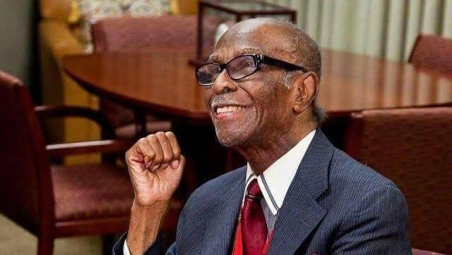 The late Bishop William Bonner.