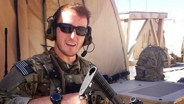 Army Spc. Justin Helton was among those killed June 9 in a friendly fire airstrike in Afghanistan.