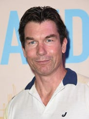 Jerry O'Connell arrives at the Los Angeles premiere
