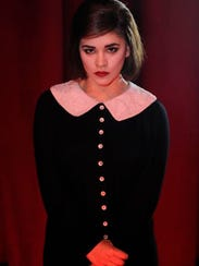 Rebekah Robles stars as Wednesday Addams