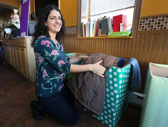 Clothing Donations Sheila Angha