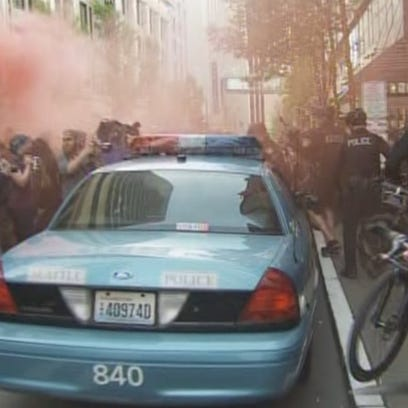 Seattle police prepares for possible trouble on May