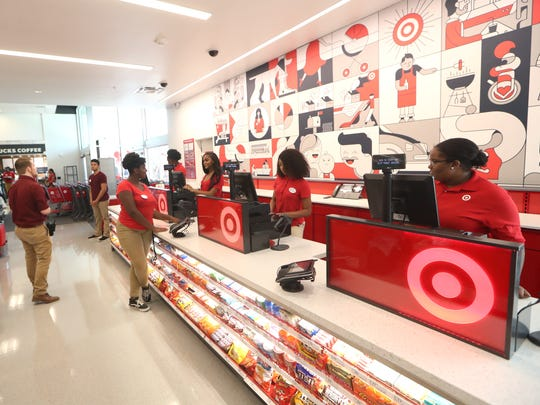 The Target on Tennessee Street is set to open its doors