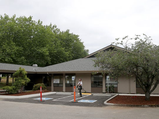 Kitsap Mental Health's Crisis Triage Center on Fuson Road in East Bremerton has helped lower rates of hospitalization and arrest for its clients.   ​