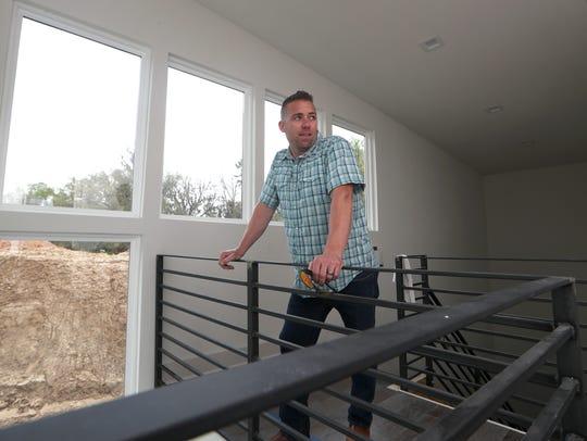 Developer Matt McHaffie believes the 24-unit master