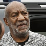 In this Dec. 30, 2015, photo, actor and comedian Bill Cosby arrives for a court appearance in Elkins Park, Pa.