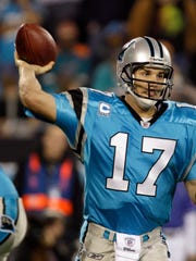Jake Delhomme, a native of Breaux Bridge, passed for more than 20,000 yards with four different teams during his 15-year NFL career. Delhomme will be inducted into the Louisiana Sports Hall of Fame next summer.