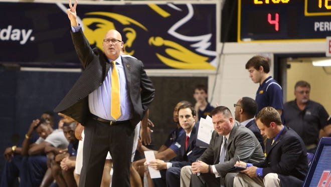 East Tennessee State head coach Steve Forbes, who was an assistant under Auburn head coach Bruce Pearl from 2006-11, will make his NCAA Tournament debut Thursday against Florida.