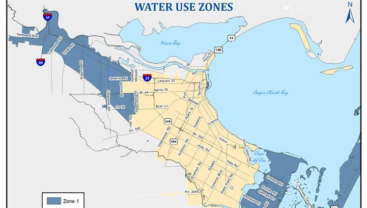 Water ban ends for some residents