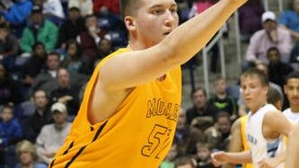 Moeller center Nate Fowler and Franklin guard Luke Kennard have played on the same AAU team since second grade