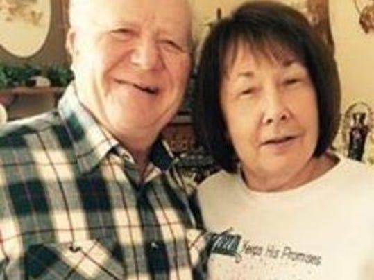 Anniversaries: David Jarrett & Dottie Jarrett