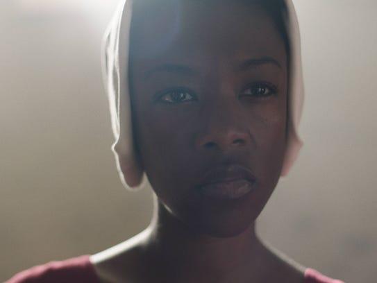 Samira Wiley in 'The Handmaid's Tale.'