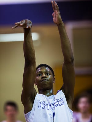 William Douglas of CBHS will be one of the players to watch at Saturday's 8th Jack Jones Shootout at CBHS.