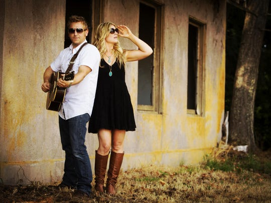 Skybound Blue is an Americana duo fronted by Matt and Jenny Behnke.