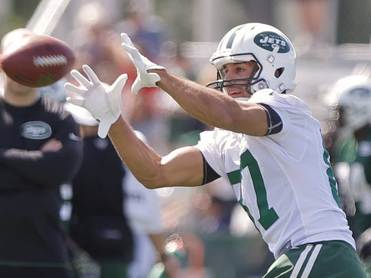 Jets Camp Football (3)
