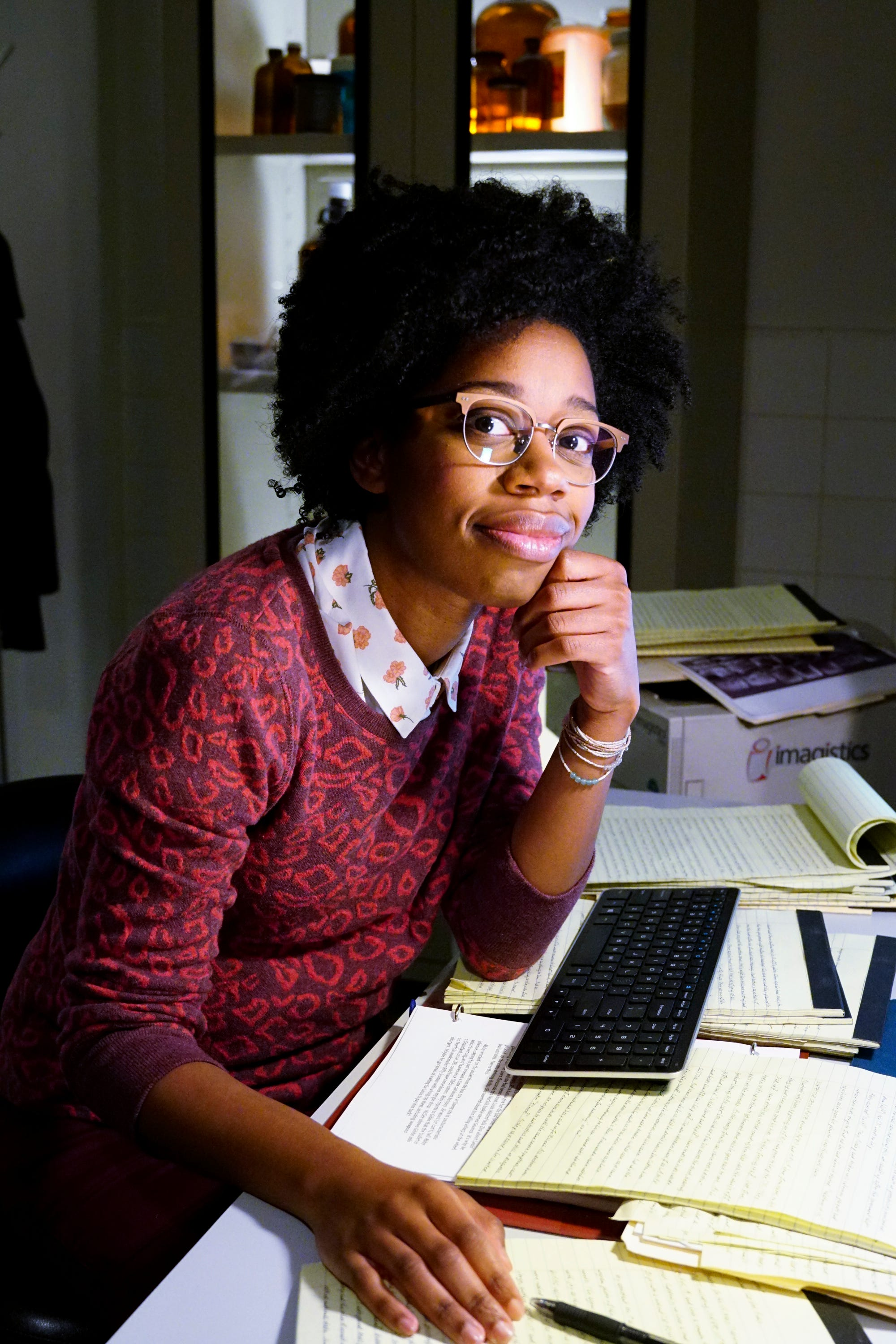 Watch Diona Reasonover video