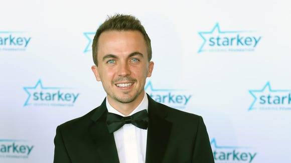 Frankie Muniz has not had a great week.